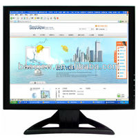 17 inch touch screen monitor YT series