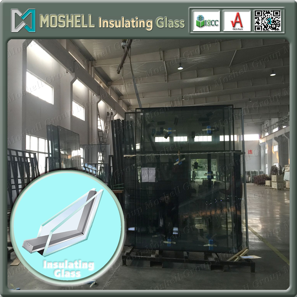 Top quality curtain wall building insulating glass production line