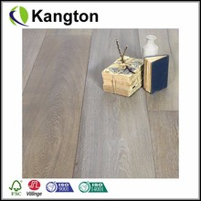 Prefinished ABCD Grade UV Oil Coating Floating French Oak Engineered Timber Flooring
