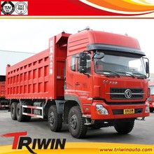 OEM RHD LHD 12-wheel 8x4 heavy duty 385hp 35 ton cheap 30 ton tipper truck
