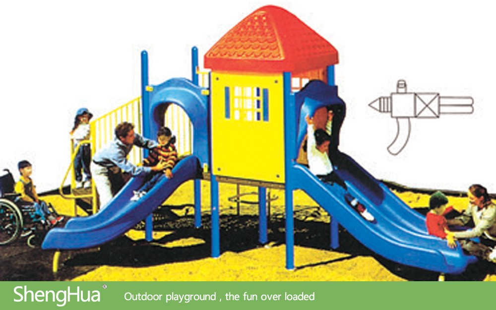 Childrens Outdoor Plastic Garden Play Ground