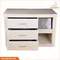 Showroom Stone Displays Drawers Rack Wood Display Cabinet For Tile