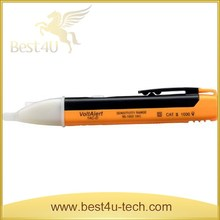 New AC LED Electric Non-Contact Voltage Alert Detector Tester Pen
