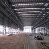 Prefabricated Hot galvanized Steel Structures workshop/warehouse