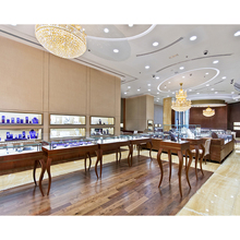 Highly praised and appreciated design jewelry interior design showroom display furniture for jewlery sales
