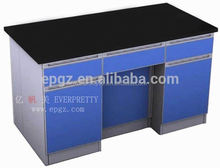 Factory price school used lab table design ,dental lab work bench,school lab furniture