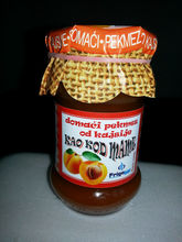 100% natural SWEET and jams with no additives or preservatives