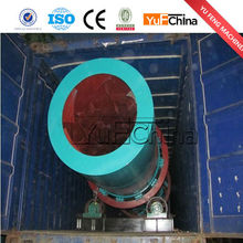 Hot sale Rotary Drum Dryer for wood sawdust