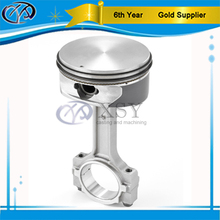 Top sale non-standard CNC machining titanium piston with high quality
