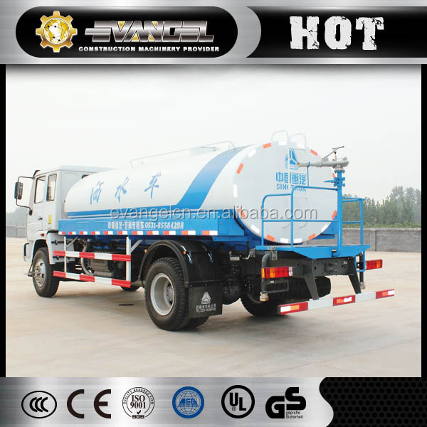 Howo 10000 Liter Water Tank Truck For Sale