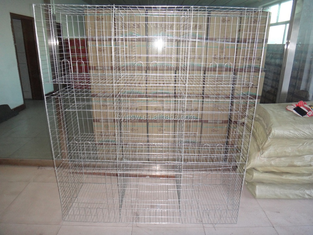 Direct Factory Supply High Quality Breeding Pigeon Cage For Racing Pigeon