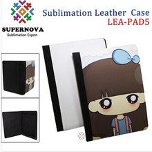 Hot Product Printing Phone Cover, Blank Sublimation Leather Case for iPad Air