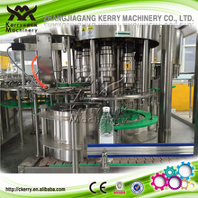 Mineral Water Washing Filling Capping Production Line