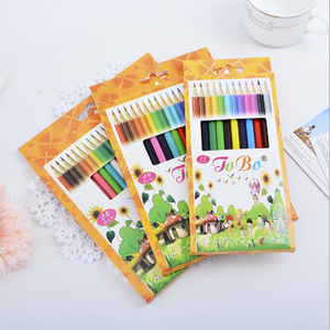 Promotional Custom Cheap Colour Pencil Set