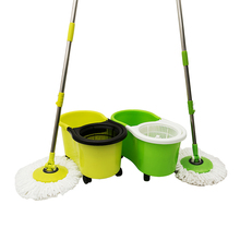 Degree Rotating Folding Bucket Double 360 Spin Magic Mops