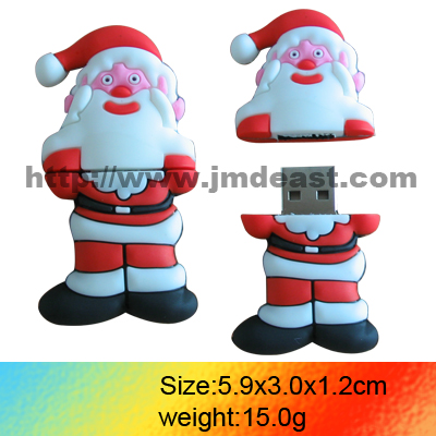 Merry Christmas Promotional Gifts USB and Power Bank