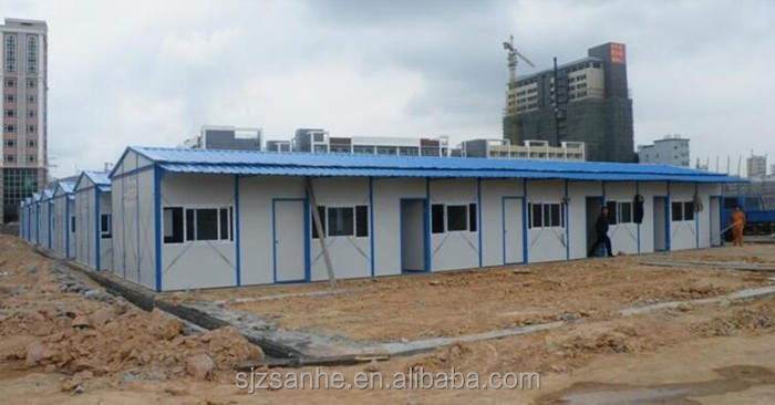 Container Homes 20ft Portable Container Office Prefabricated Houses