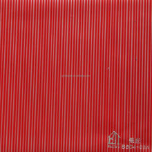 High glossy decorative wooden grain PVC film