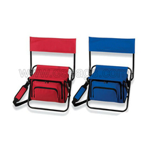 Hot-sale folded chair cooler bag