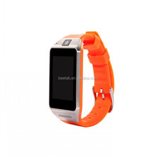 2015 news arrived! touch screen round colorfull latest android mtk u8 bluetooth smart wrist watch phone