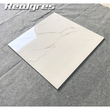Best selling modern porcelain flooring tile design 600x600mm carara marble tile glazed polished ceramic floor and wall tiles
