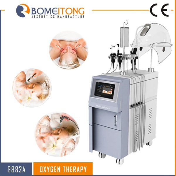 2015 world advanced bio oxygen jet skin beauty machine_oxygen
