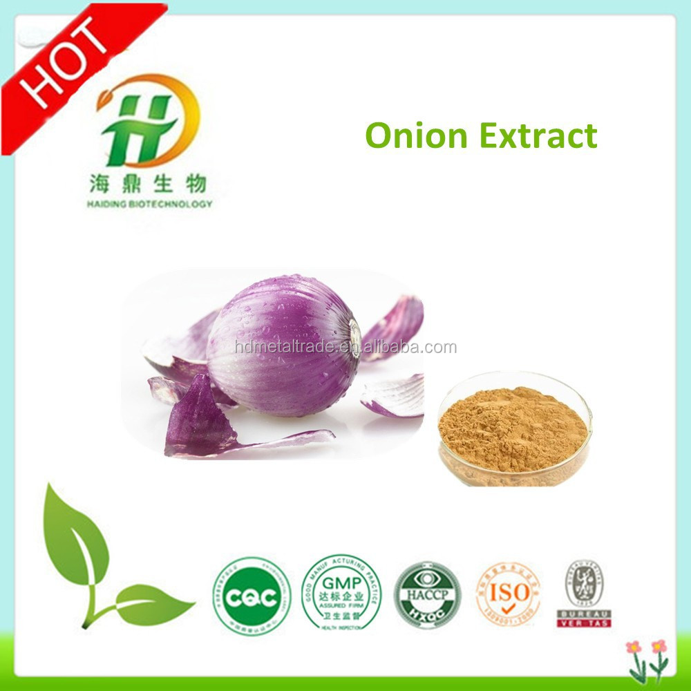 Pure Natural Onion Extract/Quercetin 20%