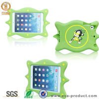 For ipad mini smart case, new customized cute silicone case for ipad mini, new case for apple mini ipad tablet