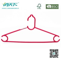 Betterall Low Price Adult Plastic Clothes Hangers
