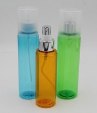 PET bottle for cosmetics