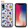 NDhouse simple shell animal printing phone case for iphone x