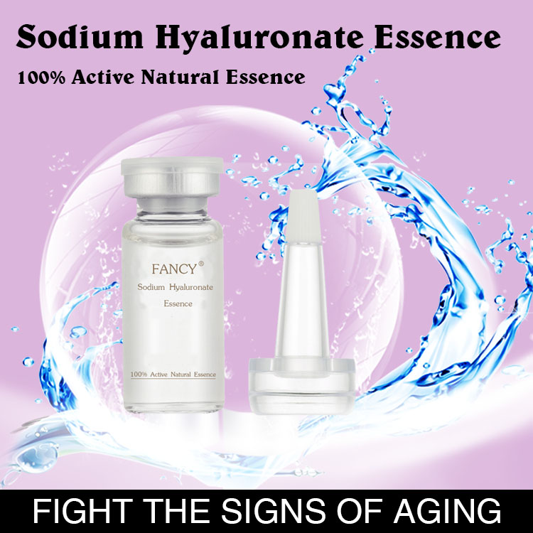 safe non-sticky pure hyaluronic acid serum activate essence for face