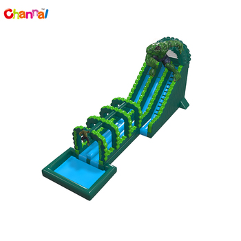 Largest inflatable water slide giant adult inflatable slide