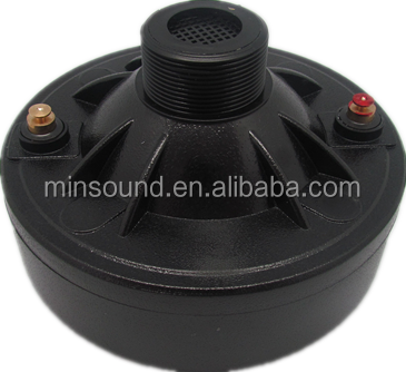 MS P-51 2015 new developed and hot sale product professional driver unit for pa speaker with low price but high quality