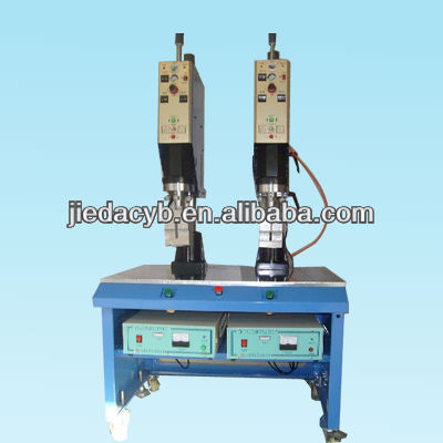 Multi-function ultrasonic vibration plastic welding machine