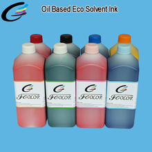 Eco Solvent Compatible Ink for Epson Stylus Pro GS6000 Outdoor Advertisements