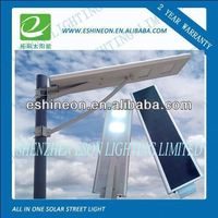 COMPLETE SYSTEM 10W~60W available solar led street light