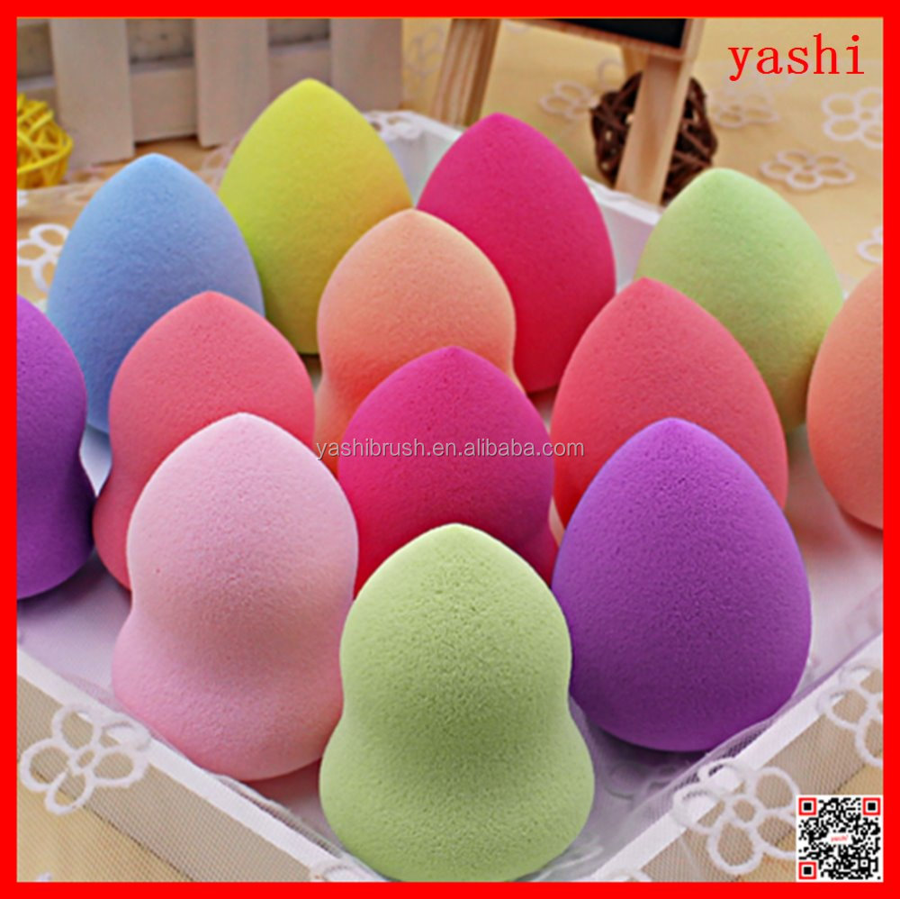 Alibaba mini size cute shape latex free make up sponge