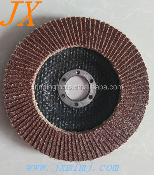 deburring flap wheel