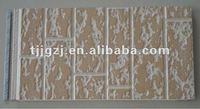 steel color corrugated wall panels