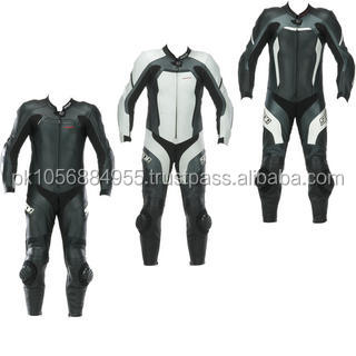 Made to Measure Leather 2-Pc Racing Motorbike Suit