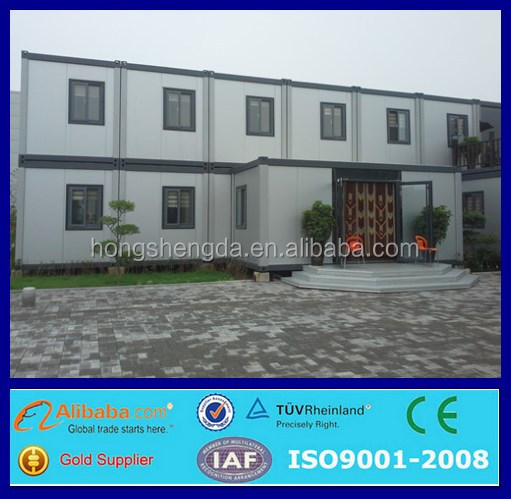 prefab metal building restaurant containers 2 storey house sale