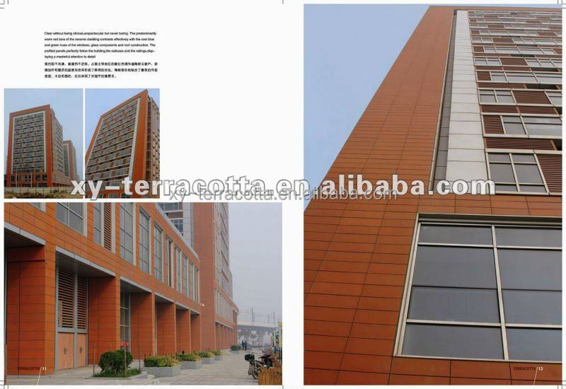 Exterior Wall Cladding Systems : Exterior curtain wall cladding removable hanging system