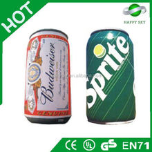 New inflatable advertising cartoon, inflatable beer bottle,wine bottle shaped