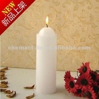 White Paraffin Wax Candles