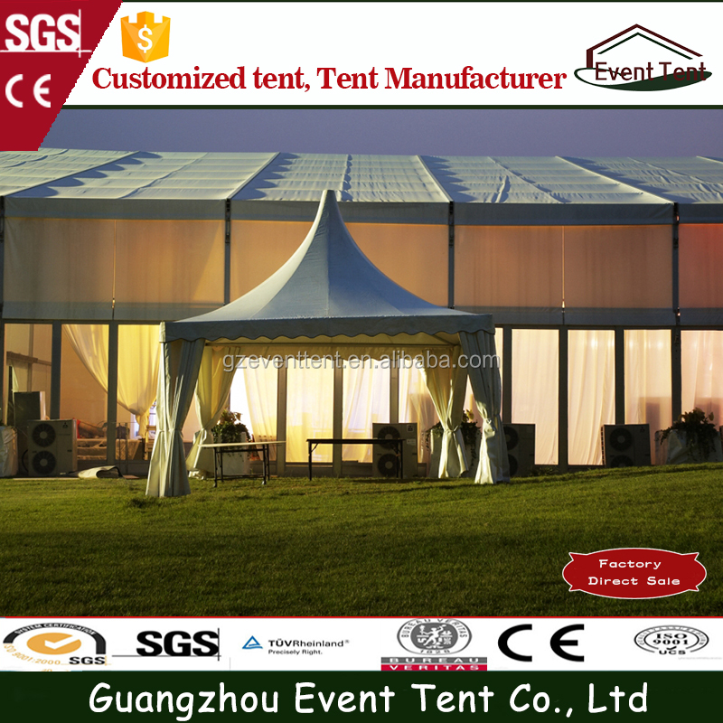 European style classic pogoda tent factory direct sell