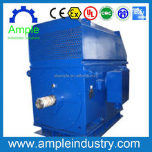 Cost-effective big power three phase electric motor