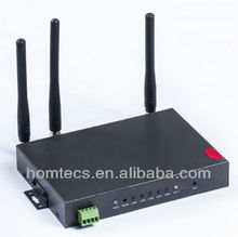 m2m lan wireless 3g wifi router for buses,atm,pos,cctv H50
