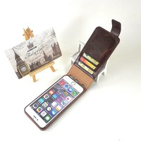 Hot Sale Nice Custom Color Universal Smart Phone Wallet Style Leather Case