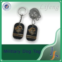 Ball Chain Dog Tags Custom high quality Military Dag tag